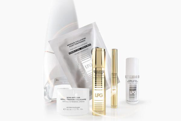 Az LPG kezelés és a kozmetikumok